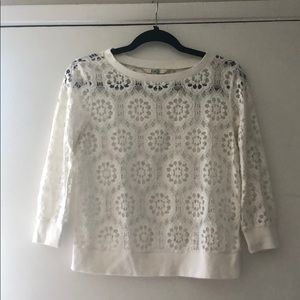Tops - Lace pullover